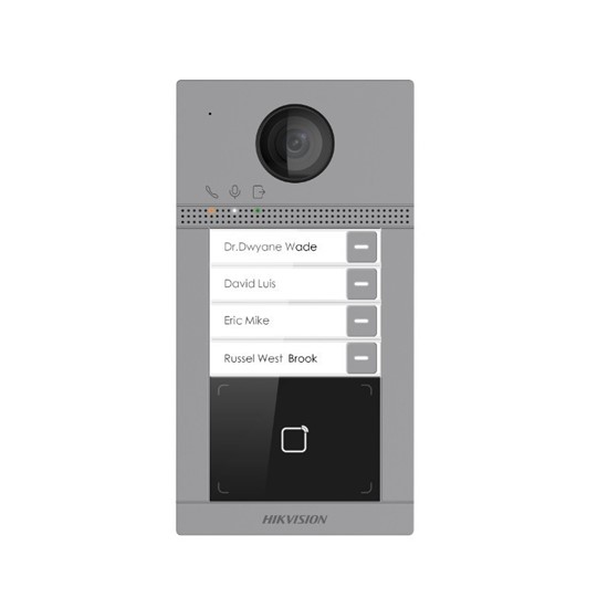 IP Intercom #KT-HZG-0011