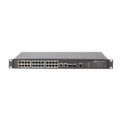 PoE-Switch mit 24 Ports #KT-DPOE-0004